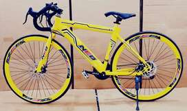Brand new imported foldable 21 gears bicycle