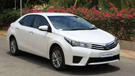 Toyota COROLLA Altis 2015. Drive your own car