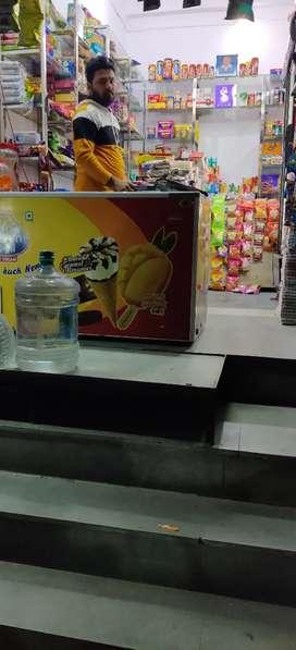 Juice shop maker