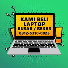 Beli Laptop Rusak Bekas