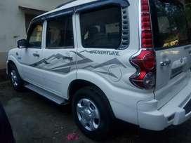 Mahindra Scorpio LX BS-III, 2013, Diesel