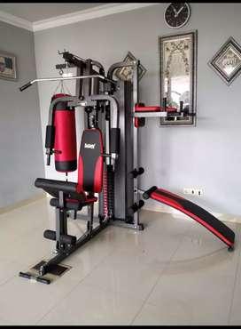 Home gym dengan sandsack