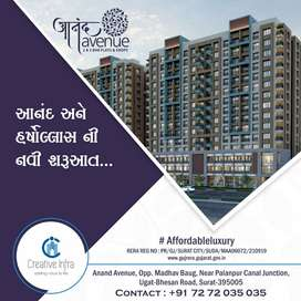 #Book 2BHK flat% at Anand Avenue/Pay only ₹51001