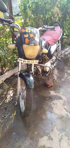 Bike with good condition in less price