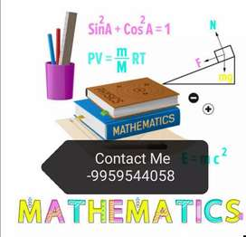 Tuition For  Intermediate Maths