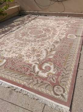 Silk Turkish Carpet