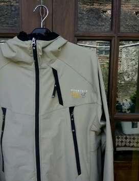 Mountain Hardwear Softshell Jacket. Mens XL Original