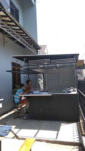 Container cafe murah