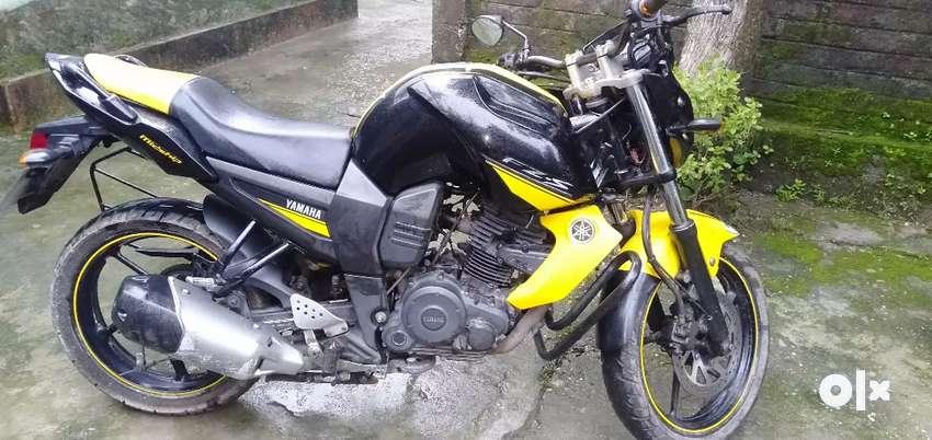 Yamaha fz bike 0