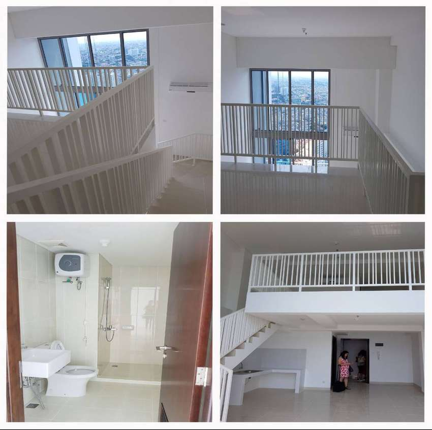 Murah Sewa Apartemen SOHO Central Park Type Avenue Multifungsi 0