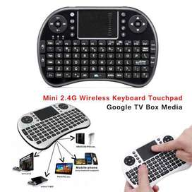 MINI TOUCH PAD RF500 KEYBOARD MOUSE BLUETOOTH FOR SMART PHONE , MOBILE