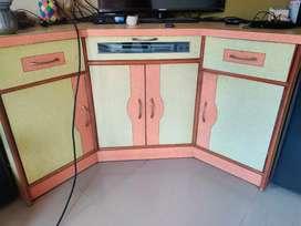 Coner TV unit