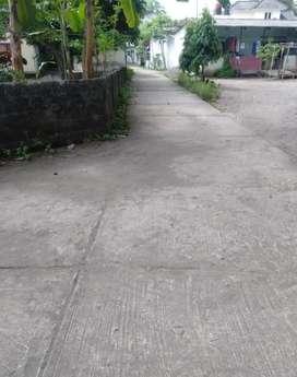 Tanah Murah Hook strategis di Kwarasan Jl. Godean Km. 3,5