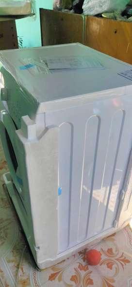 Brand new fully automatic front loading washing machine