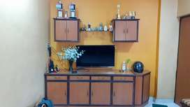 Drawing Room Unit with shoe rack
