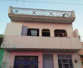 Double story home address rahe allaha hu Miyan majar road