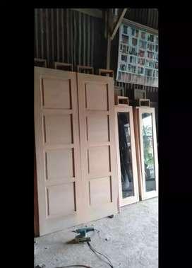 Pintu kusen dan lain lain