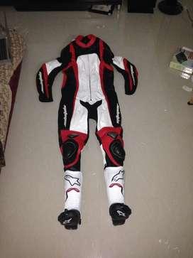 Racing full suit jacket