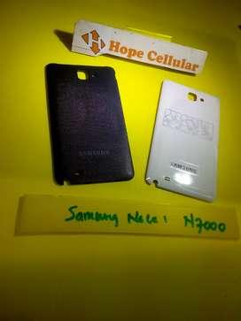 Casing backdoor samsung Note Note 1 (N7000)