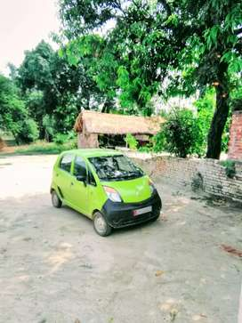 Tata Nano CX 2012 with AC car.
