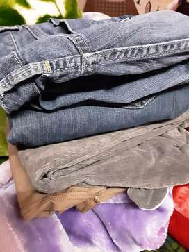 Branded women's jeans, size 40,combo  pack 1000