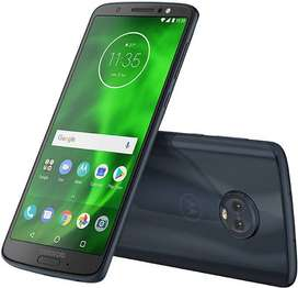 Moto G6 Dual Camera | Pta approved | Brand New kit