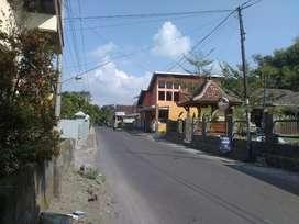 Tanah Strategis Dekat Jln Raya Tajem Timur Adi TV Maguwoharjo