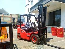Forklift di Banyuwangi Murah 3-10 ton Kokoh Tahan Lama