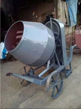 All types concrete mixture machine and  rent