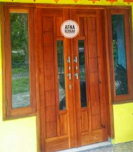 Daun Pintu Kuputarung