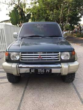 Pajero v6 4x4 1996