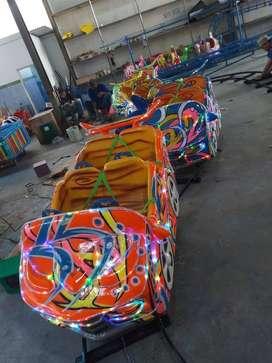 ERV mainan usaha kereta panggung pancingan odong odong kincir