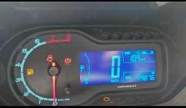 Chevrolet Spinn LTZ 2013