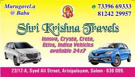MUV, SUV & HATCH BACKs for rent (self drive also available)