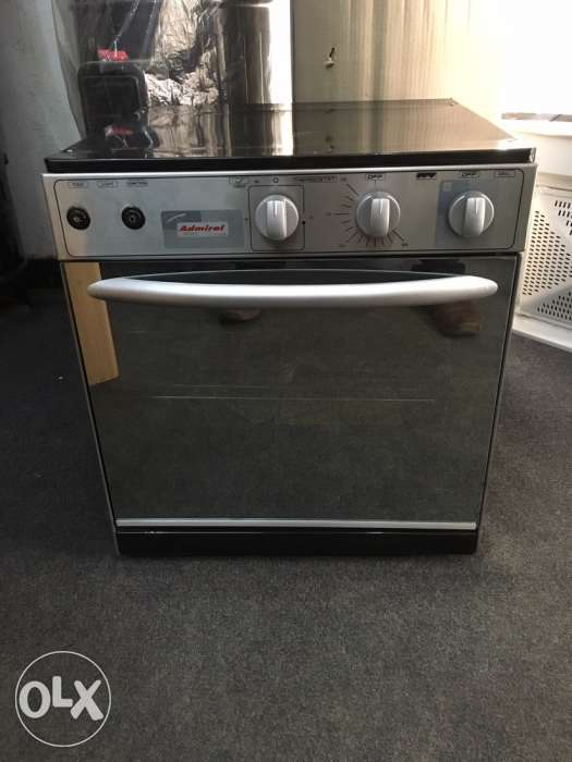 Admiral Gas Baking Oven with timer and Grilling function available NEW