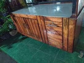 Dijual 2 unit steling kayu bekas