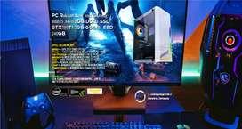 PC RAKITAN GAMING LOW END  I5 3470 | 8GB RAM | GTX 750TI | SSD 240GB