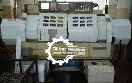 CNC Machine Lathe Turning Center Linear Tooling Double Spindle VMC