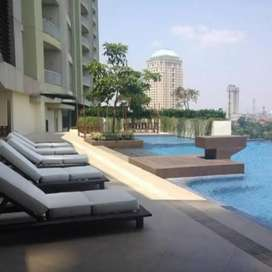 3BR Apart Adhiwangsa VIEW dijamin istimewa GOLF VIEW + POOL