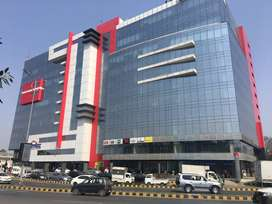 1250 SQFT FURNISHED OFFICE @ HALY TOWER DHA PHASE II