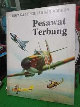 Buku pengetahuan PESAWAT TERBANG