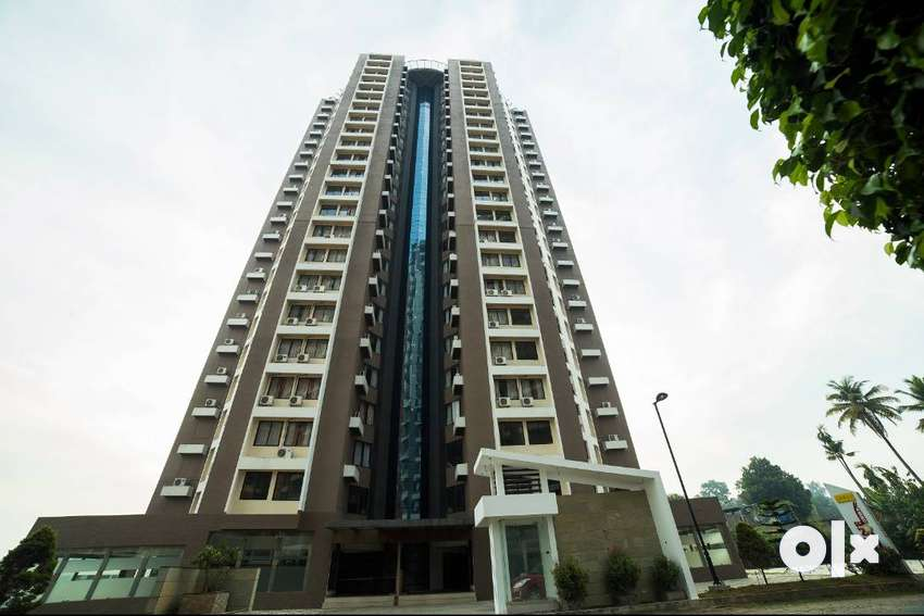 1 Bhk Furnished Flat in Aluva, Cochin for 9000 0