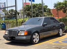 Jual mercy E220 Masterpiece M/T tahun 95