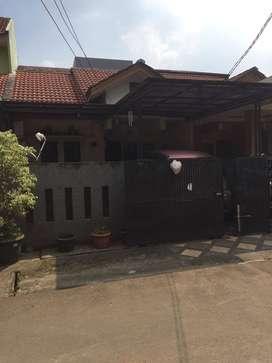 Dijual rumah murah minimalis di VIlla Inti Persada