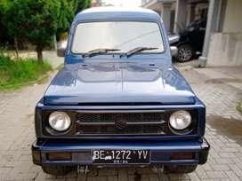 Suzuki Jimny Katana siap pakai, simpanan, cocok untuk koleksi