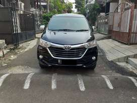 Toyota Avanza G 1.3 Th 2016 Metic Warna Hitam