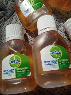 Anti septic ampuh bunuh kuman
