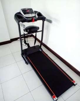 Treadmill elektrik verona ( dengan dual fungsi, lari dan massanger)