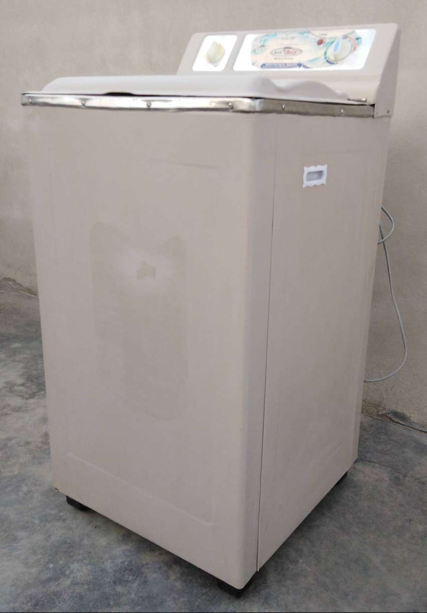 Asia washing machine in good condition 0