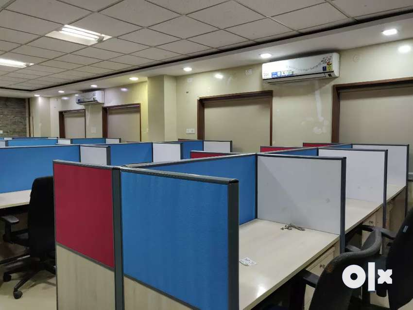 1500sft Plug n play commercial office space for rent at madhapur 0